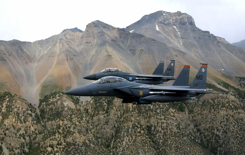 15 Eagle - McDonnell Douglas - Lockheed - Avion de combat