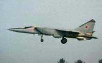 Sukhoi SU25 Frogfoot - Avion de combat